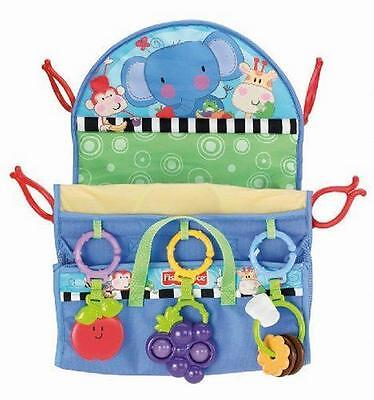 Fisher Price Shopping Cart Restaurant Chair Cover Travel Baby Infant NEW