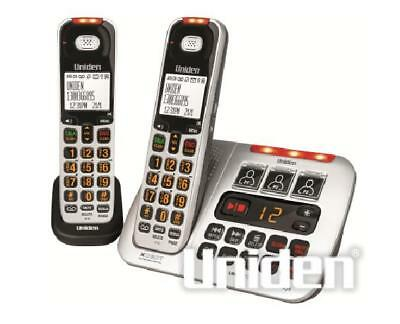 Uniden Sse45+1 Sight & Sound Enhanced Cordless Phone System