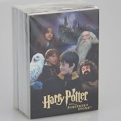 Artbox Harry Potter and the Sorcerers Stone Common Card Set