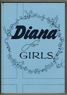 DIANA FOR GIRLS 1968 annual