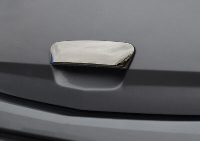 Chrome Rear Door Handle Cover Trim To Fit Vauxhall / Opel Corsa D (2007-14)