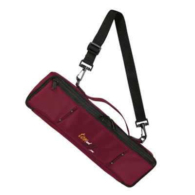 Tom and Will 33FCC Flute Case Cover - Burgundy