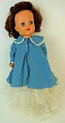 Vintage 1955-56? IDEAL SAUCY WALKER DOLL VP 17  Closed Mouth VINYL HEAD 17""