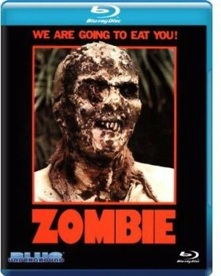 Zombie [New Blu-ray] Digital Theater System, Subtitled