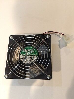 NIDEC B31256-33A Fan With Wire Grill