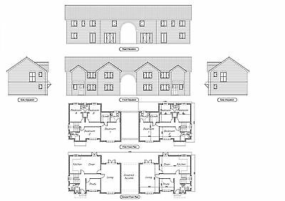 House and Garage Plans