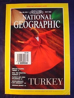 National Geographic - May 1994 - Turkey