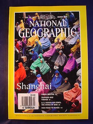 National Geographic - March 1994 - Shanghai
