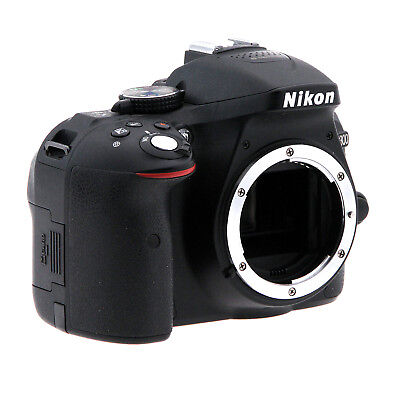 Nikon D5300 Digital SLR Camera Body - Black (Open Box)