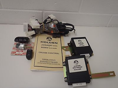 Cruise Control TF Holden Rodeo 99-02  Diesel 4JH1