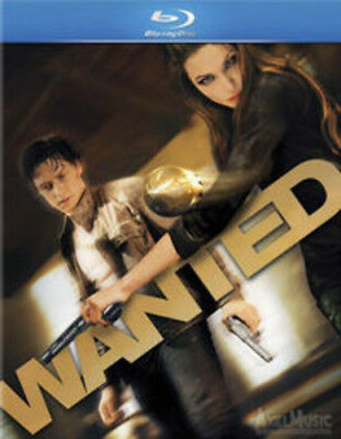 Wanted [New Blu-ray] Ac-3/Dolby Digital, Dolby, Digital Theater System, Dubbed