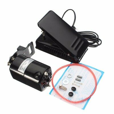 220V 100W Domestic Household Sewing Machine Motor Foot Pedal Controller Kit