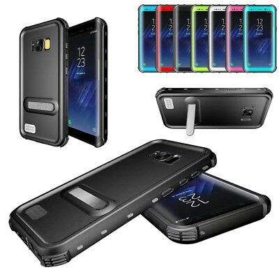 Waterproof Shockproof Dirt Proof Case Full Cover For SAMSUNG GALAXY S8/ S8+ Plus