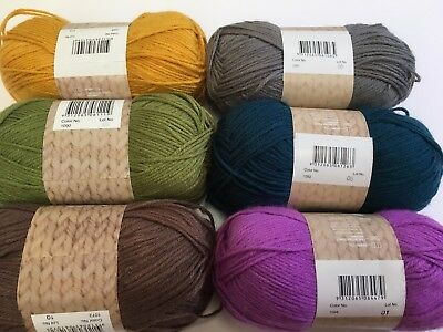 New marvel 12ply 100% acrylic yarn wool 100g balls knitting scarves crochet