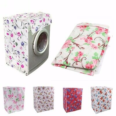 Waterproof Washing Machine Cover Top Protections Top Front Cover Dustproof Home