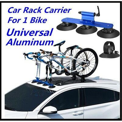 Three Suction Roof-top For MTB Bicycle Rack Carrier Quick Installation Roof Rack