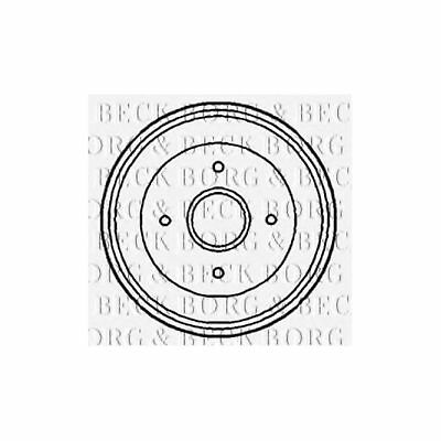 Borg & Beck Rear Brake Drum Genuine OE Quality Replacement