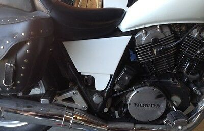 1983 1984 1985 HONDA Shadow VT750C VT700 RIGHT or LEFT SIDE COVER - Fabricated
