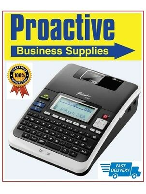 BROTHER P-Touch PT-2730VP / 2730VP Thermal Label Labelling Printer Machine