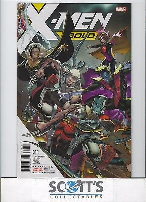 X-Men Gold  #11  New  (Bagged & Boarded)