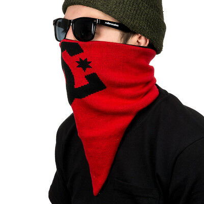 DC Yad Neck Warmer Racing Red