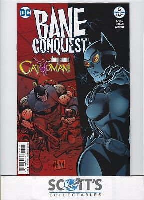 Bane Conquest  #5  New (Bagged & Boarded)