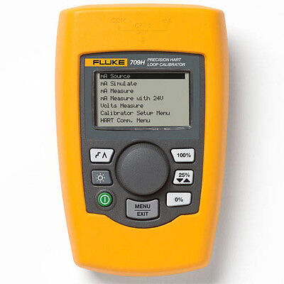 Fluke 709H Precision Current Loop Calibrator /w HART Calibration