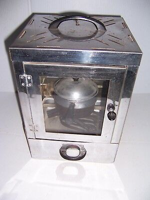 Vintage 1950s Alart Pop-O-Mat Electric Popcorn Popper Machine Works!