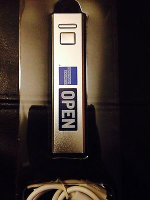 American Express/Amex portable charger/power bank! RARE! Not Platinum/Centurion