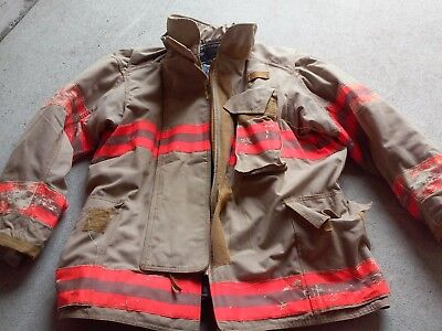 Fire Bunker Gear Coat Size 46 R