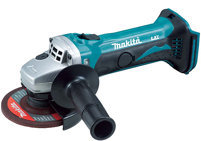 Makita Dga452 18V Grinder 115Mm Dga452Z Australian Model