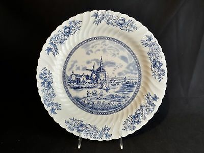 Johnson Brothers Tulip Time  Chop Plate