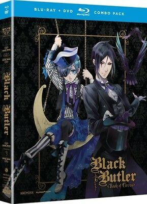 Black Butler: Book Of Circus - Season Three Blu-ray 704400059414