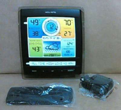 acurite color weather station manual