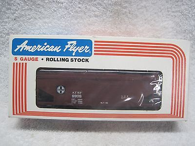 American Flyer No. 9208 ATSF Covered Hopper