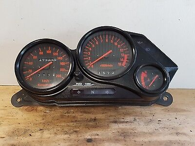 Kawasaki Zzr250 Instrument Panel