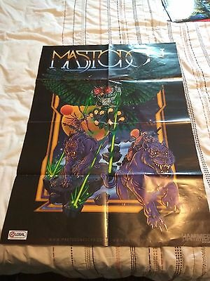 Mastodon / Clutch Double-Sided Poster