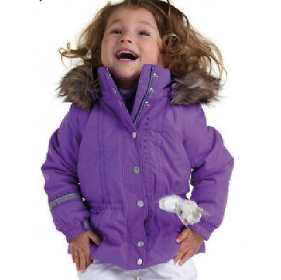 POIVRE BLANC GIRLS SKI JACKET 5/110cm YEARS-PURPLE NEW + TAGS  RRP £149