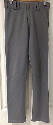 Grey Baseball pants (JUNIOR) Size 26 (Pre-loved)
