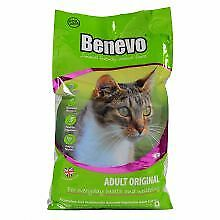 PET-272180 - Benevo Vegan Adult Cat Food 10kg
