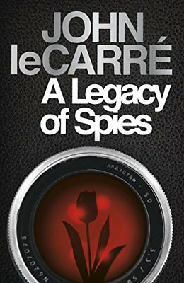 A Legacy of Spies by John le Carré Hardback Book New