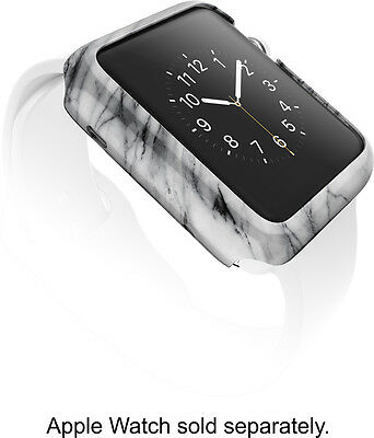 X-Doria - Revel Case for 38mm Apple Watch- Marble