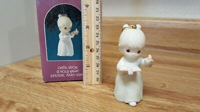 "Precious Moments ""Once Upon A Holy Night"" Ornament"