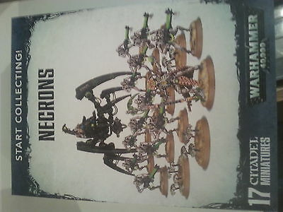 Warhammer 40K Start Collecting Necrons Box Set - New & Sealed