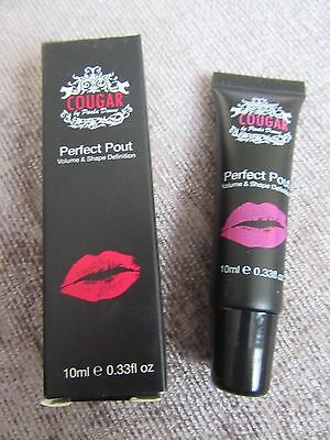 BN-Cougar perfect pout volume and shape definition-10mls-i combine postage