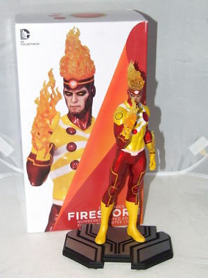 DC Collectibles  Comics Icons Firestorm  NEW  Limited 1453 of 5200