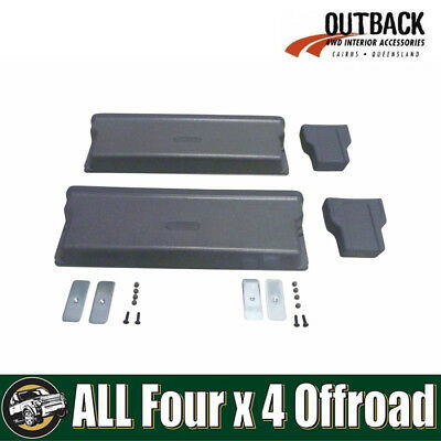 Universal Door Pocket Set with Insert Pockets Grey OUT-DPGY
