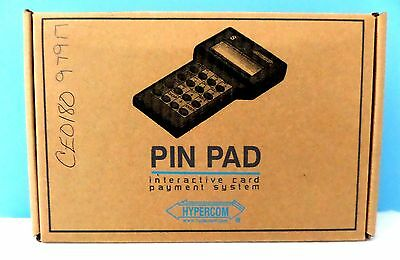 Hypercom S8 pinpad for credit card terminal machines, brand new, free shipping