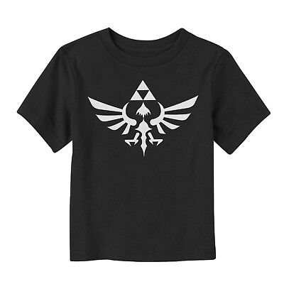 Nintendo Legend of Zelda Triforce - Toddler Graphic T Shirt