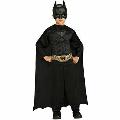 Batman Dark Knight Child Halloween Costume Small 4-6